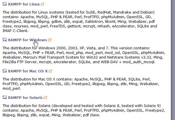 Запуск WordPress на локальном сервере с помощью XAMPP | Все для CMS